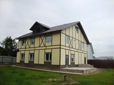 Коттедж в д. Постниково